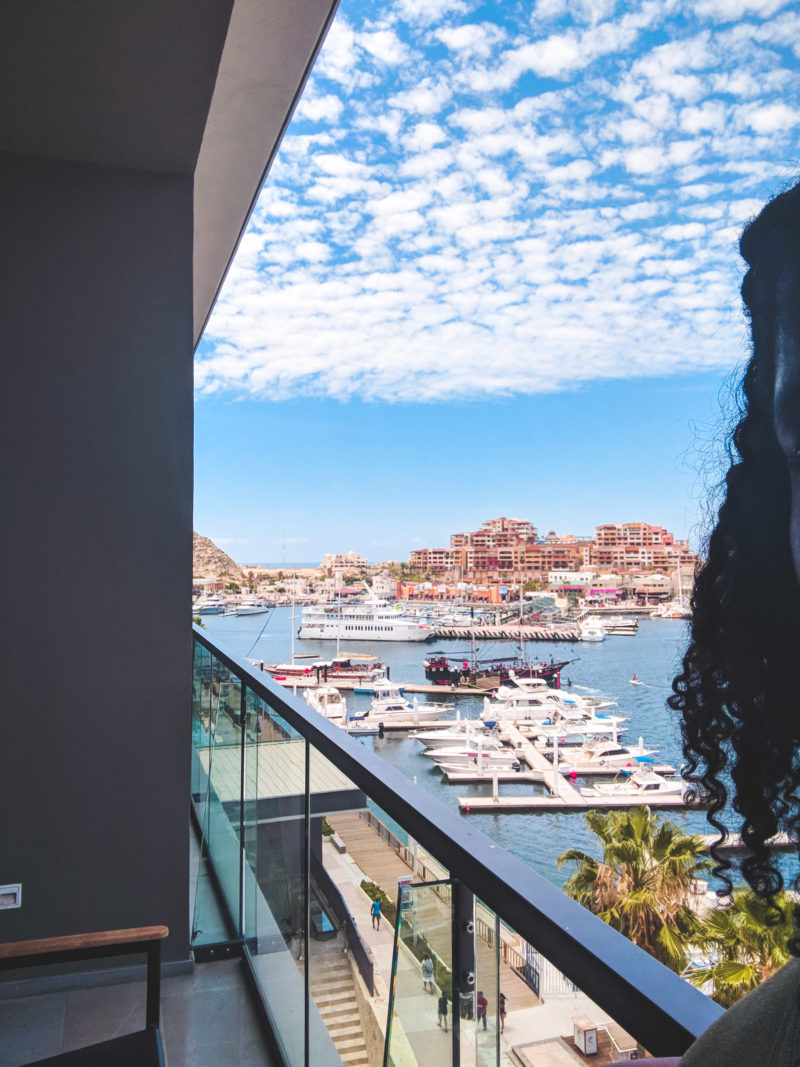 View from Allure Suite at Breathless Cabo San Lucas
