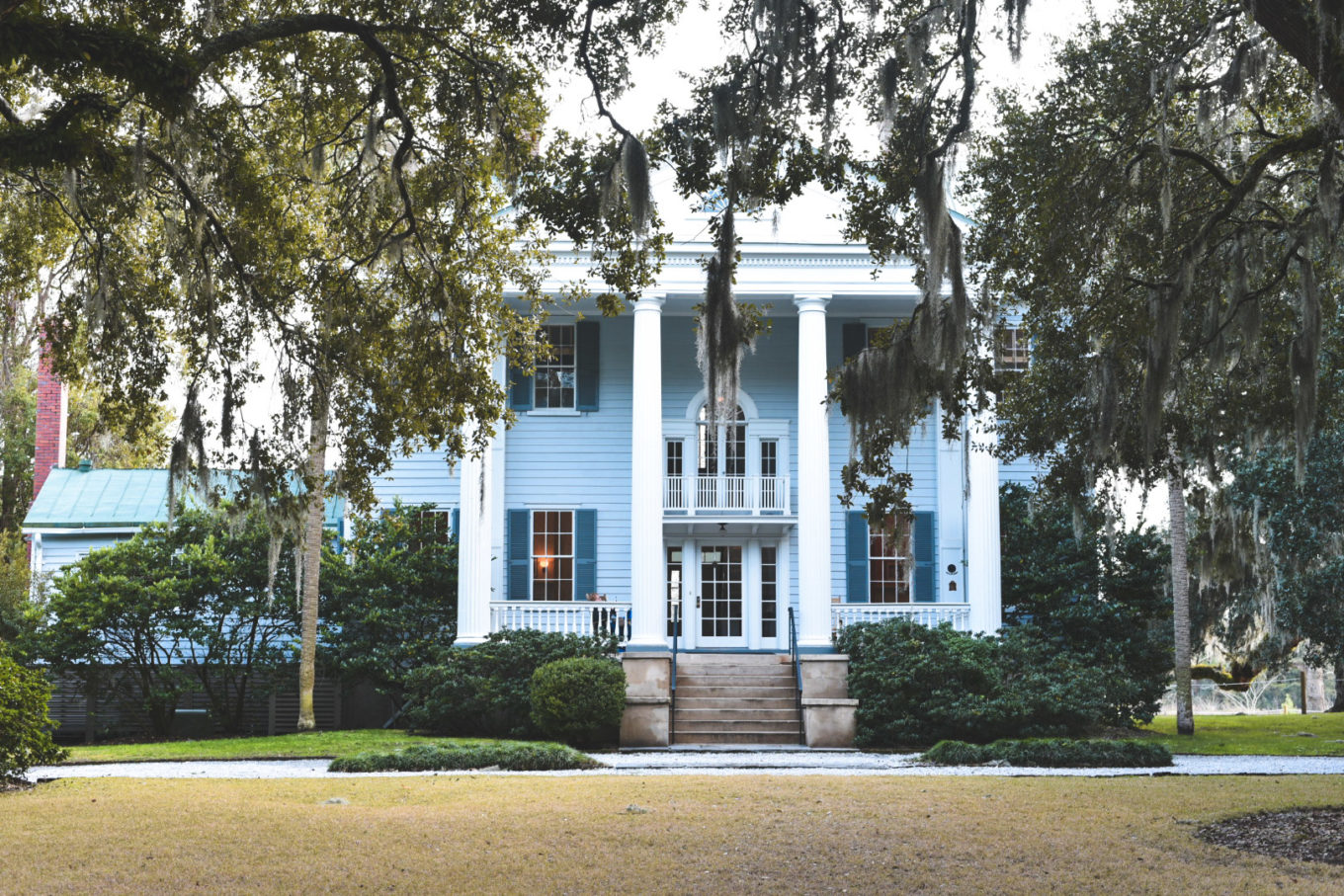 McLeod Plantation Historic Site in Charleston