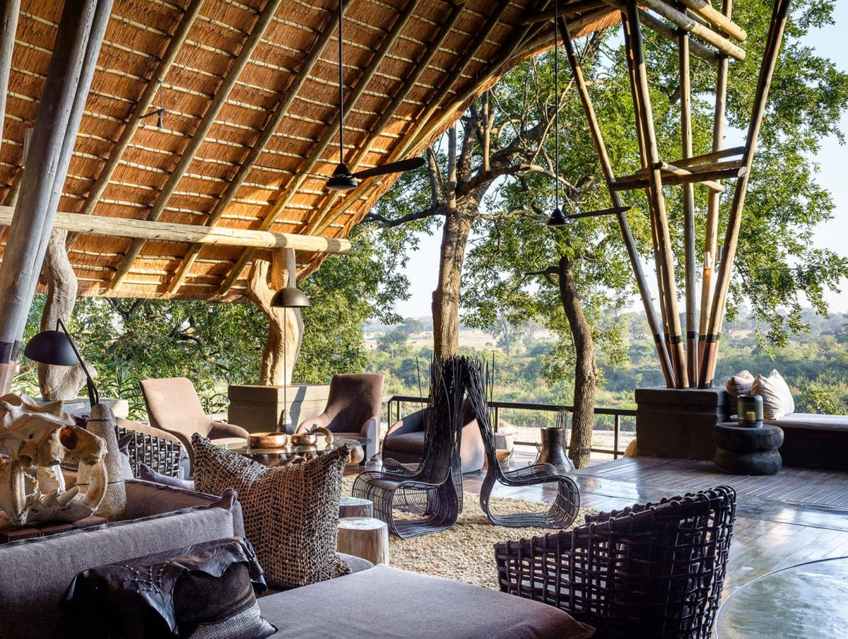 Photo courtesy of Singita Boulders Lodge
